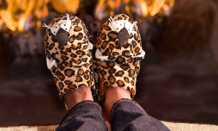 Microwavable Aromatherapy Animal Slippers: $17.99 for Aromatherapy Animal Slippers ($30 List Price). Multiple Styles Available. Free Shipping.