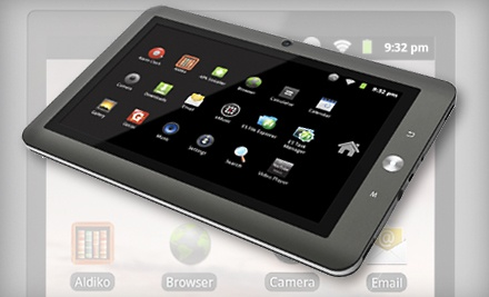 BTVDirect.com - Coby Kyros 7-inch Android Touchscreen Tablet  in