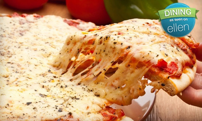 Gatti's Pizza - Eldorado: $10 for $20 Worth of Pizza and Pasta at Gatti's Pizza