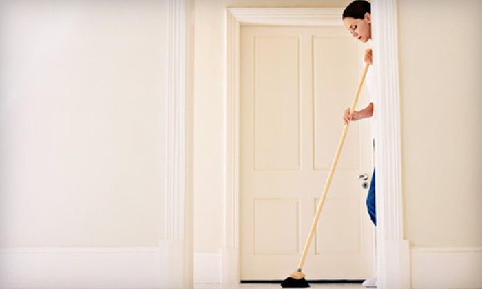 Global Pro Cleaning - Providence: One or Three Two-Hour Housecleaning Sessions with a Two-Person Crew from Global Pro Cleaning (Up to 53% Off)
