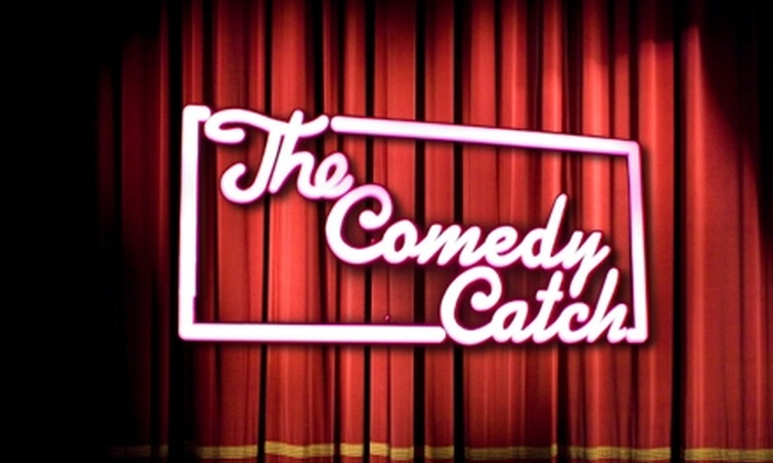 The Comedy Catch - Missionary Ridge Neighborhood Association: $10 for Two General Admission Tickets to Any Show at The Comedy Catch (Up to $30 Value)