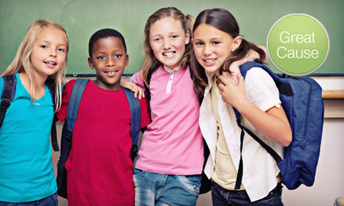 Eagle Quest - Summerlin: If 25 People Donate $9, Then Eagle Quest Can Distribute Backpacks Filled with School Supplies to 25 Underserved Children