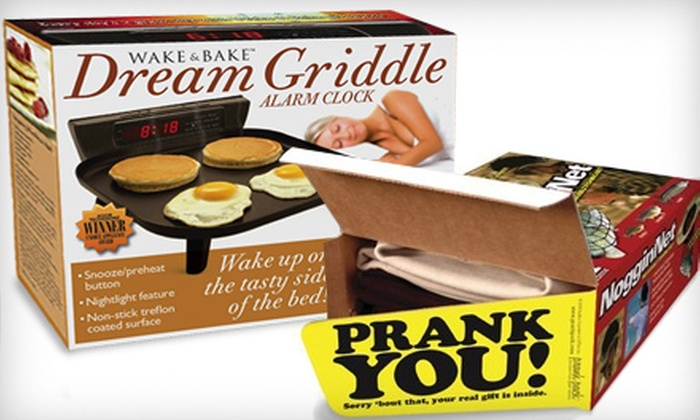 Prank Pack: $20 for Five Prank Pack Gift Boxes from Prank Pack (Up to $40 Value)