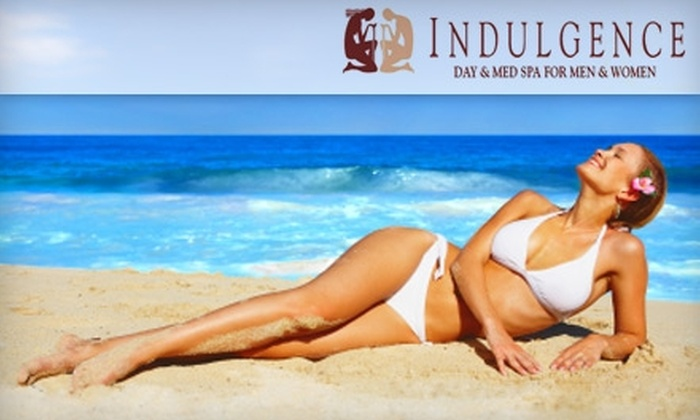 Indulgence Day & Med Spa - Los Altos: Spa Services at Indulgence Day & Med Spa (Up to $90 Value). Choose Between Two Options.