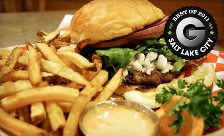 $14 Groupon to Cowboy Grub - Cowboy Grub in Salt Lake City