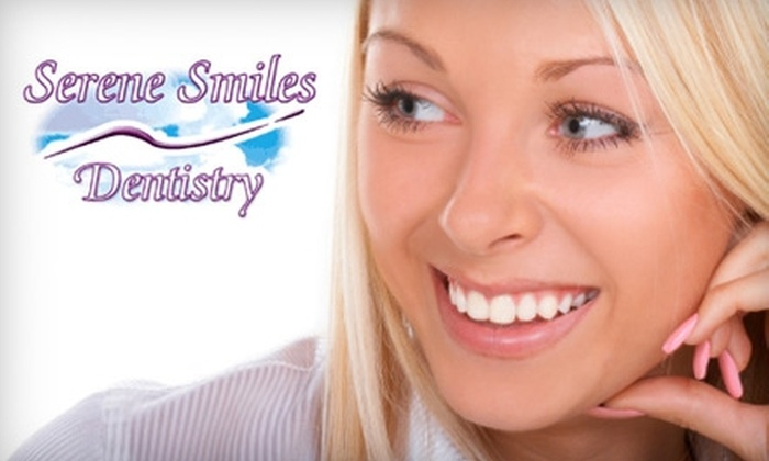 Serene Smiles Dentistry - Carpenter Village: $65 for Dental Exam, X-Rays, and Cleaning at Serene Smiles Dentistry in Cary ($326 Value)