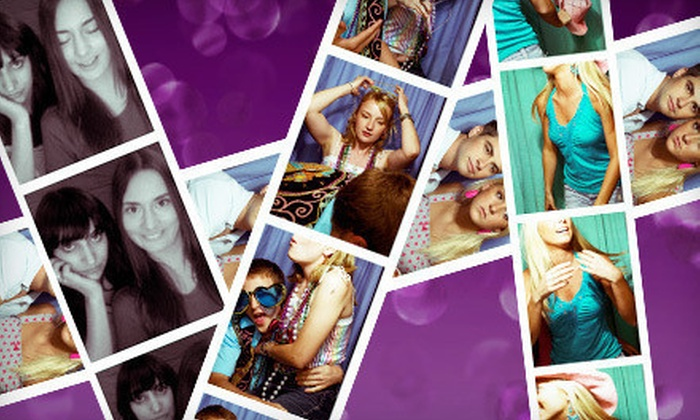 Complete Music Video Photo - Goose Island: Three- or Five-Hour Photo-Booth Rental from Complete Music Video Photo (Up to 51% Off)