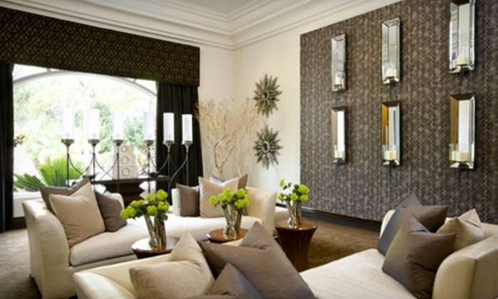 Carly & Co. - Core-Columbia: $80 for an Interior-Design Consultation and Shopping Trip from Carly & Co. ($375 Value)