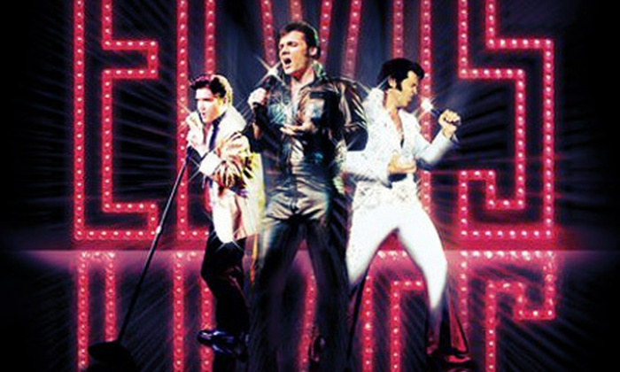 """Elvis Lives: The Ultimate Elvis Tribute Artists Tour"" - Theatre at the Brick: Outing to ""Elvis Lives"" at Brick Breeden Fieldhouse on February 18 (49% Off). Two Options Available."