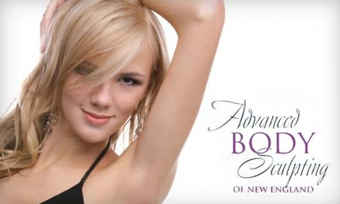 Advanced Body Sculpting of New England - Fall River: $99 for Three Laser Hair Removal Treatments (Up to $480 Value) or $199 for $299 Toward a Botox Treatment at Advanced Body Sculpting of New England
