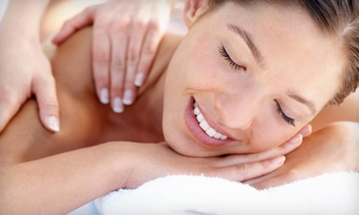 Palm Springs Spa Massage - Edmond: 60-Minute or 90-Minute Mobile Massage with Scrub from Palm Springs Spa Massage