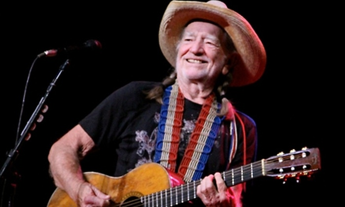 Willie Nelson's Country Throwdown - Orange Beach: Willie Nelson's Country Throwdown at The Amphitheater at The Wharf in Orange Beach (Up to $64.20 Value)