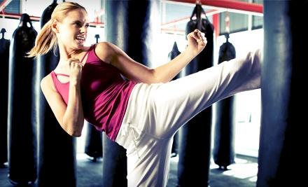 5 Cardio-Kickboxing Classes (a $41.25 value) - Destiny Fitness in Streetsville