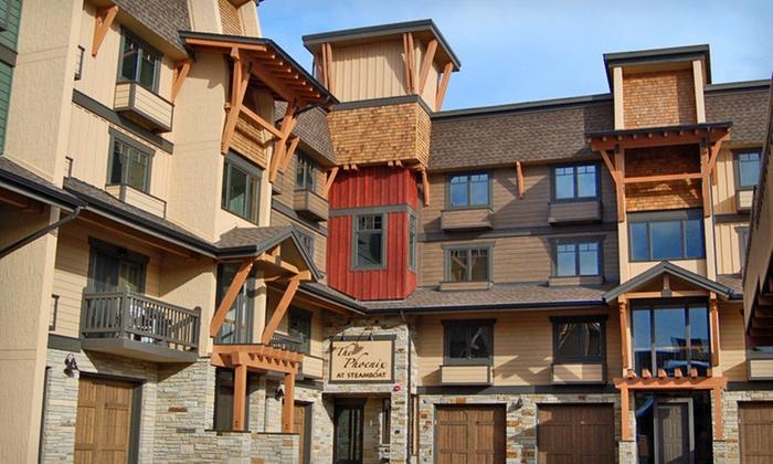 Mountain Resorts - Steamboat Springs, CO: Three- or Five-Night Stay from Mountain Resorts in Steamboat Springs, CO