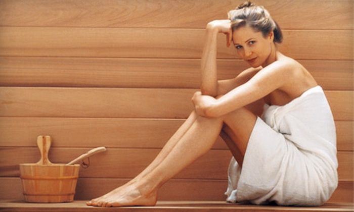 East West Massage Therapy - Newtonville: One, Three, or Five Private Half-Hour Steam-Sauna Sessions for Two at East West Massage Therapy in Newton (Up to 61% Off)