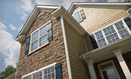 Up to 15 Windows Cleaned (a $105 value) - Cleen Green in