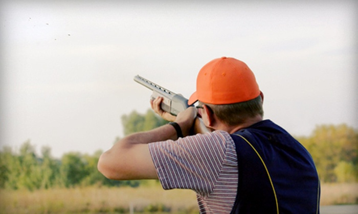 Wings North - Pine City: $50 Worth of Sporting Clays and Excursions
