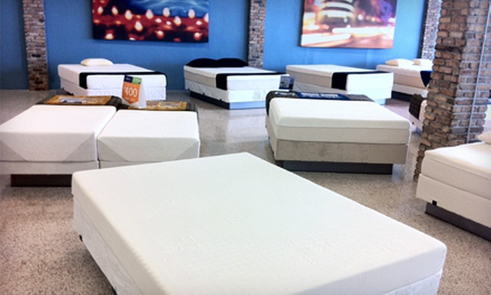 Brickell Mattress - The Roads: Twin-, Queen-, King-, or California King-Size Eco-Cool Bamboo 8-Inch Memory-Foam Mattress with CoolSleep Technology at Brickell Mattress (Up to 70% Off)