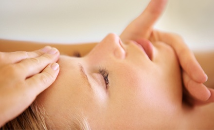 One or Two Oh My Word Facials with Massage at Tina Moses Skin Care (Up to 66% Off)