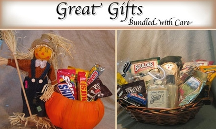 Great Gifts, Bundled with Care  - Denver: $20 for $40 Worth of Gifts at Great Gifts, Bundled with Care