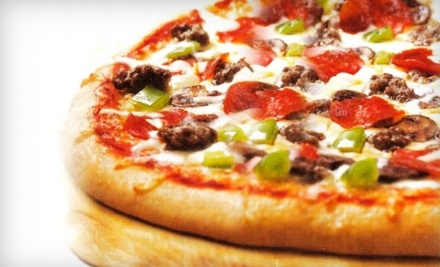 D. Americo's Pizzeria: $10 Groupon for Lunch (Incl. 1 Drink Mon-Thurs) - D. Americo's Pizzeria in Bradenton