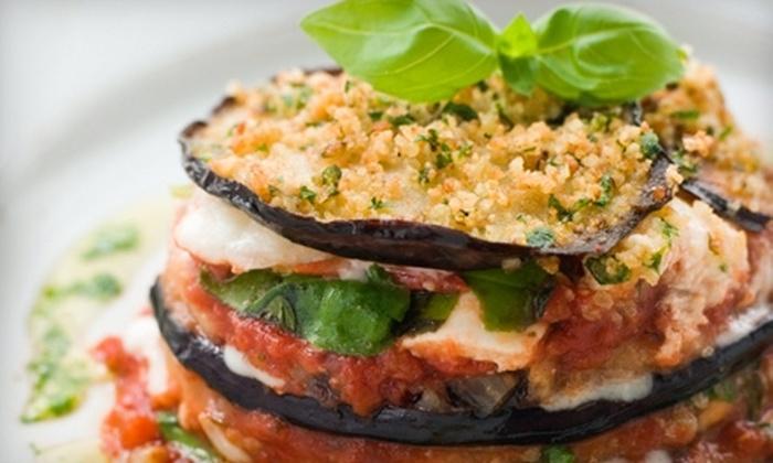 Capri Seaside Italian Grille & Bar - Salisbury: $15 for $30 Worth of Italian Fare at Capri Seaside Italian Grille & Bar in Salisbury