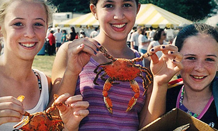 Maryland Seafood Festival - Annapolis: $14 for Admission for Two to the Maryland Seafood Festival in Annapolis (Up to $28 Value)