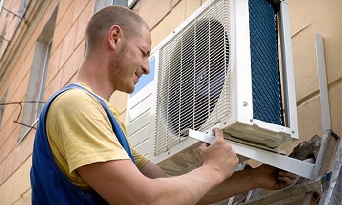 Sherlock Air Inc. - Carlsbad: $49 for an Air-Conditioner or Furnace Tune-Up from Sherlock Air Inc. ($109 Value)