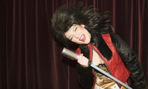 A Fun Foto: Four- or Six-Hour Photo-Booth Rental Package from A Fun Foto (Up to 41% Off)