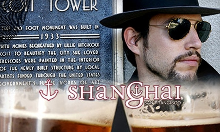 Shanghai San Francisco Walking Adventure Tour - San Francisco: $25 for One Ticket to the Shanghai San Francisco Walking Adventure Tour