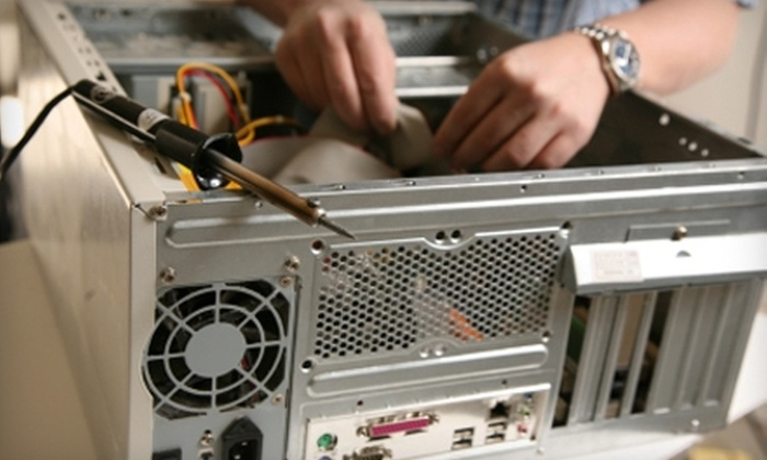 Computopia - Downtown Fishers: $25 for One Hour of Computer Repair Services at Computopia  in Fishers (Up to $79 Value)