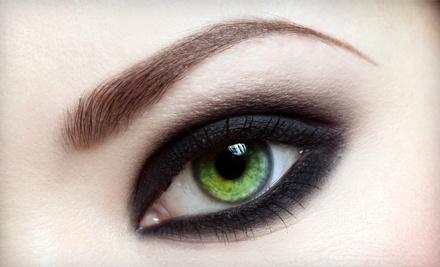 2 Eyebrow and Lip Threading Sessions (a $20 value) - Rekha's Threading Salon in Artesia