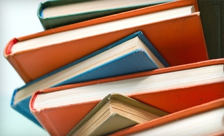 $60 Groupon to Book Pride - Book Pride in Georgetown