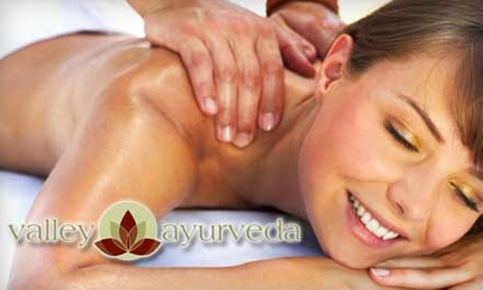 Valley Ayurveda - Northampton: $39 for 50 Minutes of Full-Body Abhyanga Therapy at Valley Ayurveda