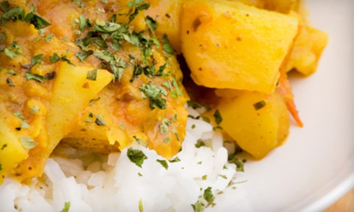 Sitar Indian Cuisine - Huntsville: $10 for $20 Worth of Indian Fare at Sitar Indian Cuisine