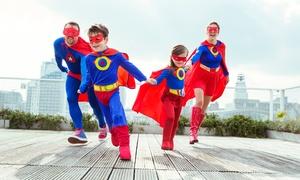 Tri-City Health Center: Superhero Family Run 5K, 10K, or Half Marathon on September 19 from Tri-City Health Center (Up to 41% Off)