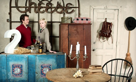 Tailgate-Music Valley Antiques Show and Vintage Marketplace from Feb. 2-4: Two General One-Day Admissions (a $24 value) - Tailgate-Music Valley Antiques Show and Vintage Marketplace in Hendersonville