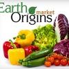 Half Off Goods at Earth Origins Market