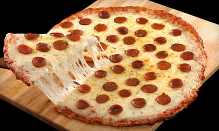 Bocce Club Pizza - Multiple Locations: $10 for $20 Worth of Pizza, Subs, and Wings at Bocce Club Pizza