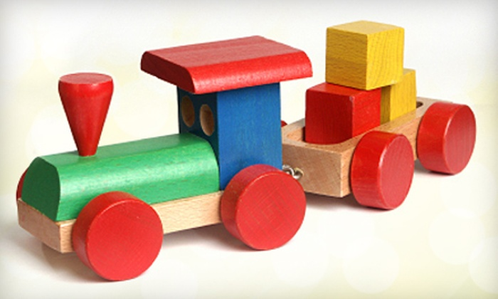 The Playhouse Toy Store - Durham: $15 for $40 Worth of Toys at The Play House Toy Store in Durham