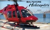 null - Baltimore: $140 for a Helicopter Tour of Baltimore from Baltimore Helicopter Services ($566.67 Value)