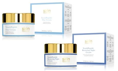 Crema facial para el día o para la noche Skin Research LTD
