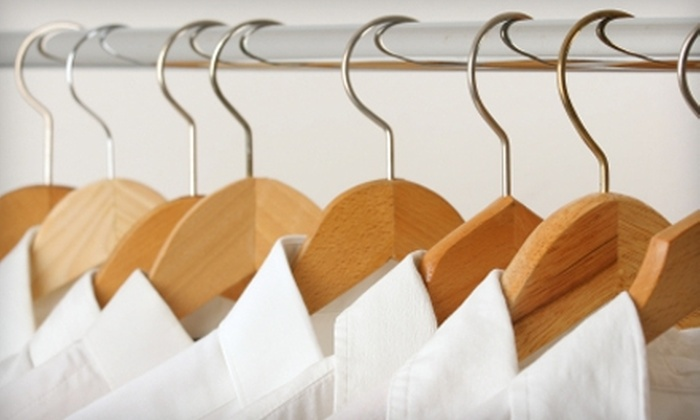 Magnolia Cleaners - Multiple Locations: $10 for $20 Worth of Laundry and Dry-Cleaning Services at Magnolia Cleaners in Mandeville