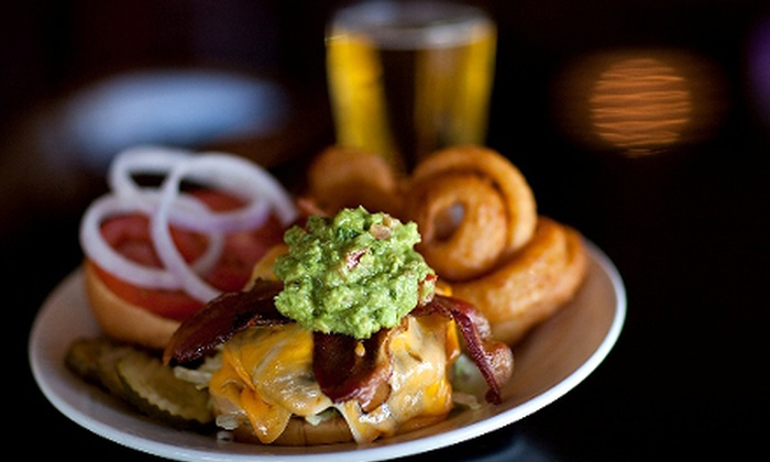 Teakwoods Tavern & Grill - Multiple Locations: $15 for $30 Worth of Pub Fare and Drinks at Teakwoods Tavern & Grill. Four Locations Available.