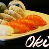 Half Off at Oki Japanese Steak House
