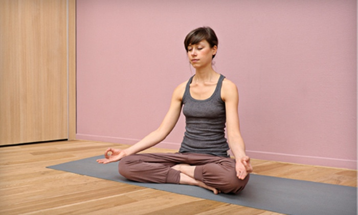 Ahimsa Yoga Studio - Ridgeland: 5 or 10 Classes at Ahimsa Yoga Studio in Oak Park (Up to 63% Off)