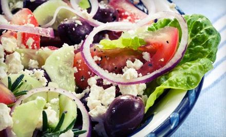 $20 Groupon to Salad 101 - Salad 101 in Detroit