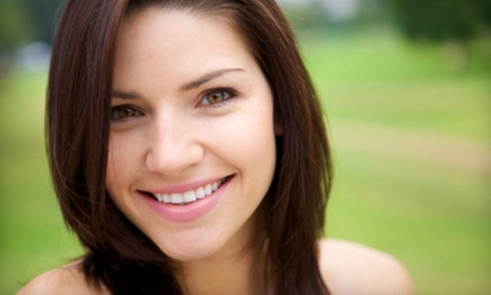 W. Ross Ryan, DDS - Guthrie: $69 for Custom Teeth Whitening, Bleach Gel, Exam, Cleaning, and X-rays from W. Ross Ryan, DDS, in Edmond ($345 Value)