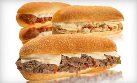 $14 Groupon to Capriotti's Sandwich Shop - Capriotti's Sandwich Shop in San Diego