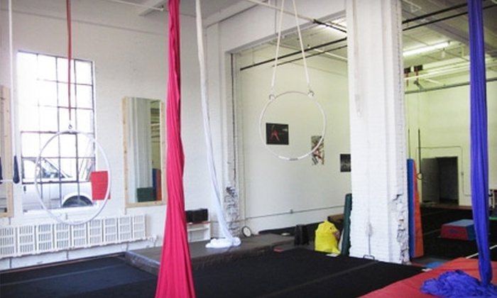 Cirque-ability - Brockton Village: $28 for a Two-Hour Weekend Workshop at Cirque-ability ($56.50 Value)